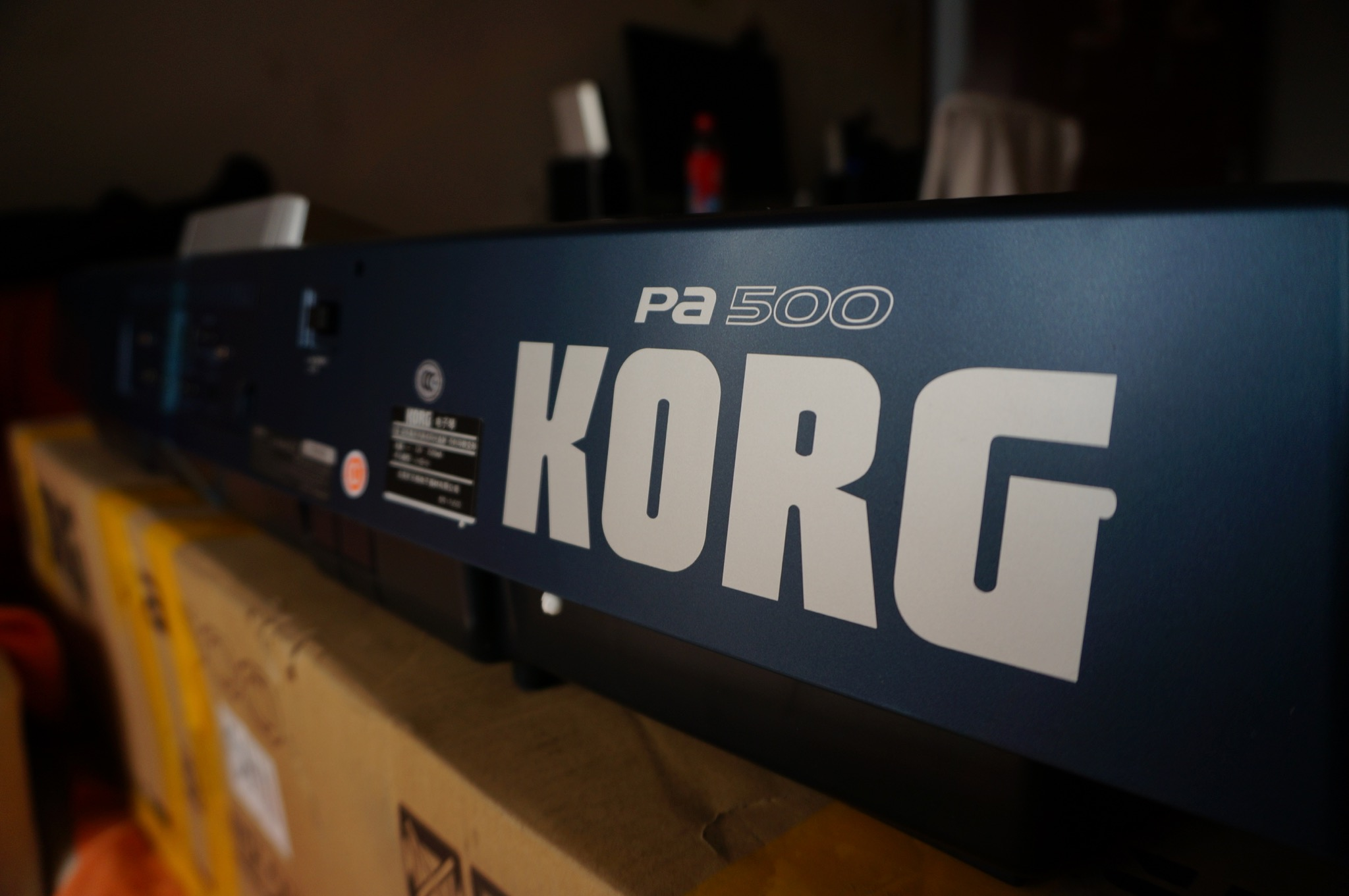 P500背面LOGO