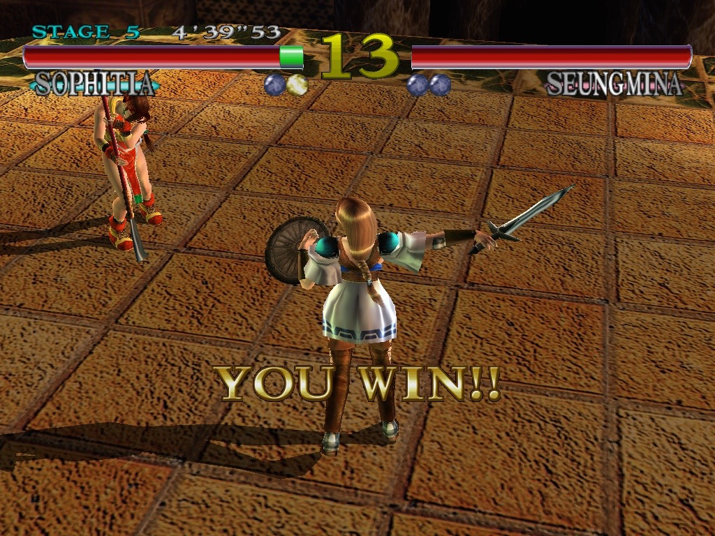 格斗游戏《剑魂》让我意识到在平板上也能流畅搓招,同时这款游戏在iPad 1上竟然不卡!