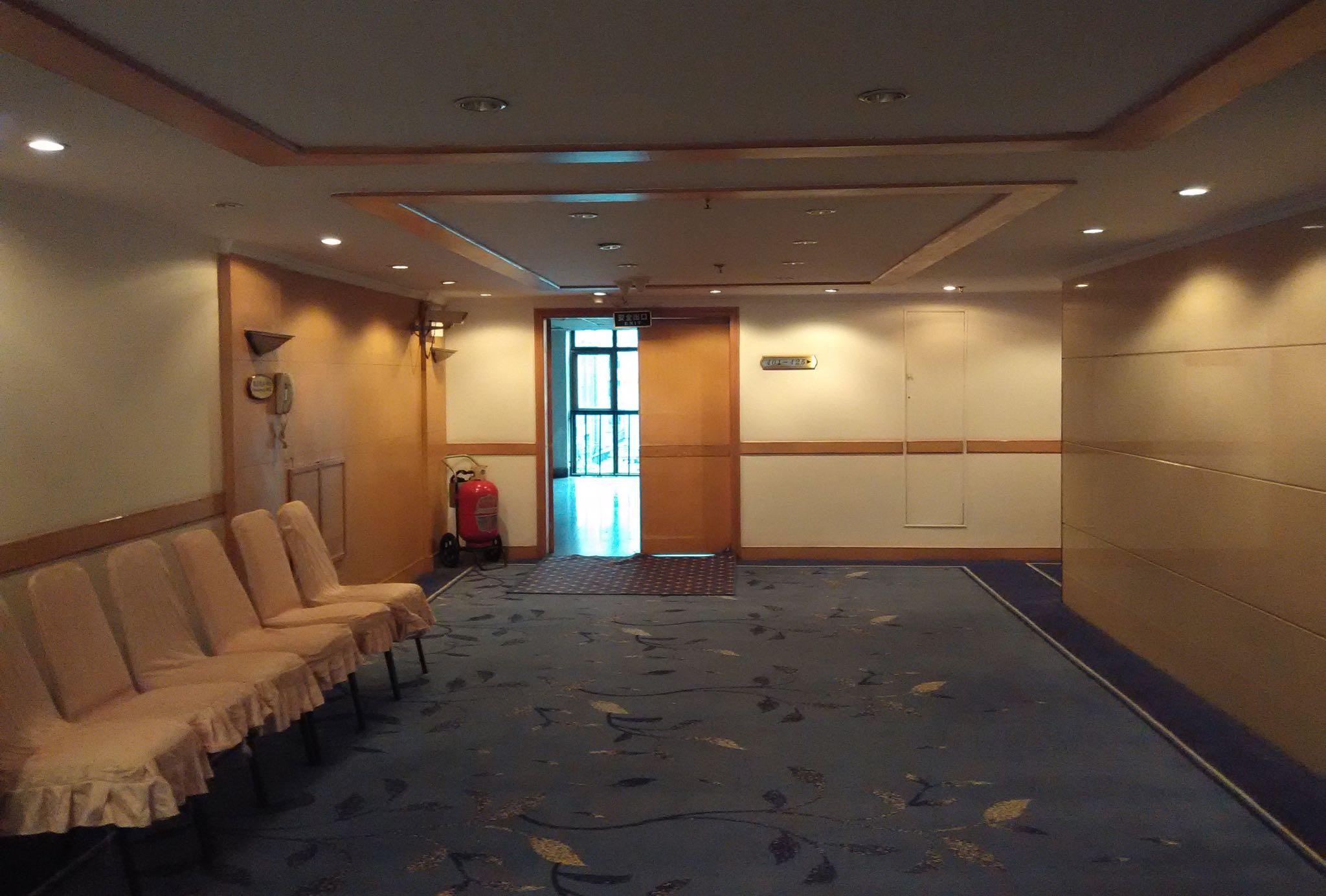 三年前的今天唐城宾馆的这里等待百度的面试官