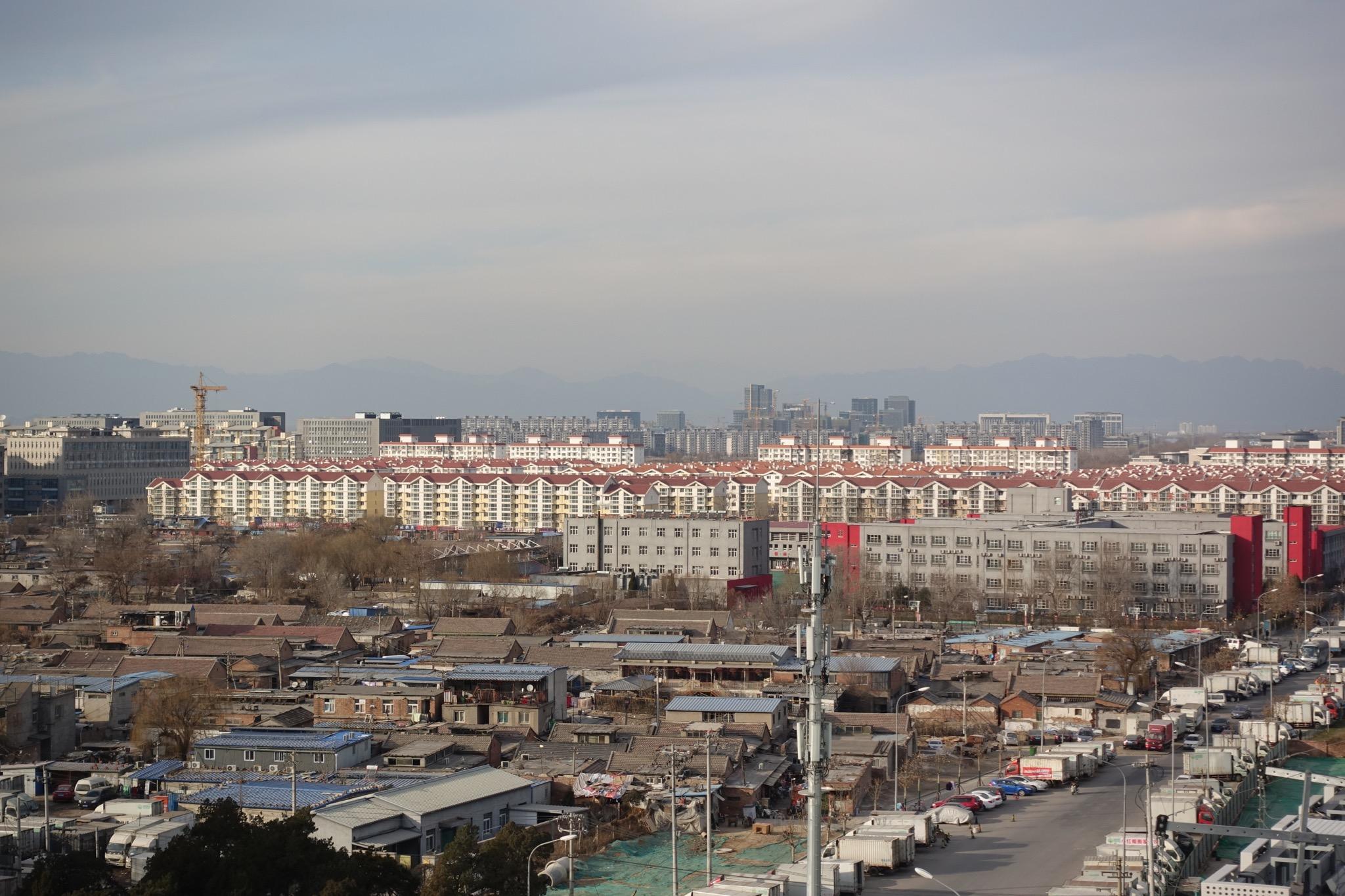 远观百旺新城