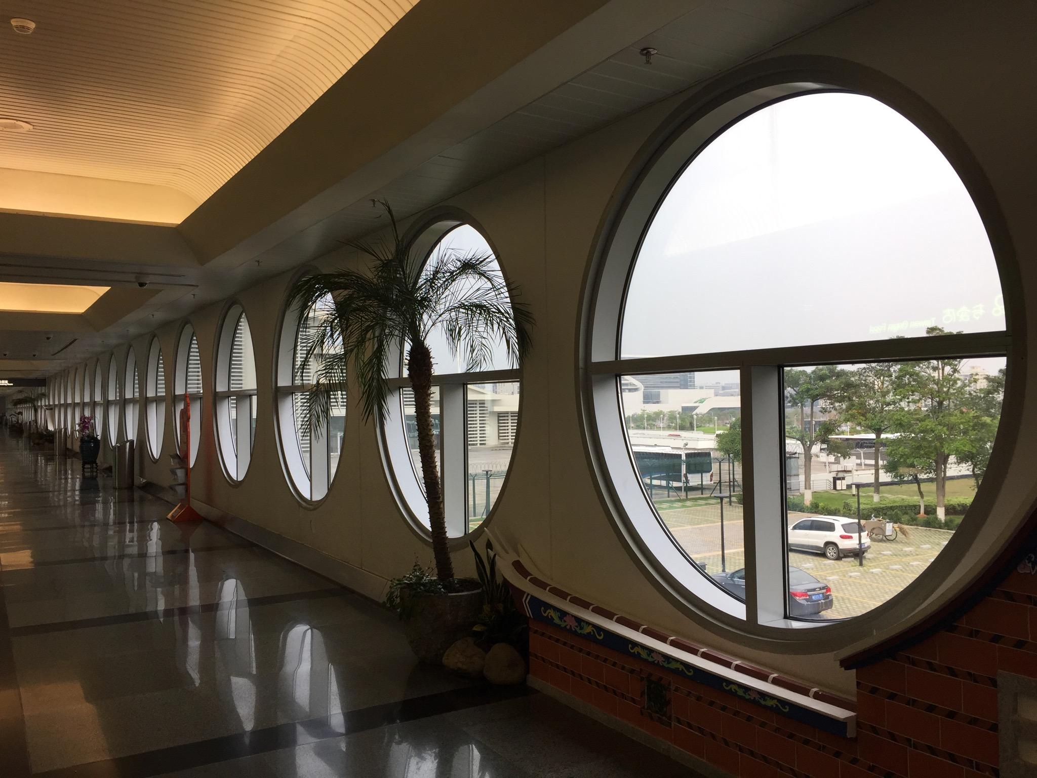 高崎机场候车大厅