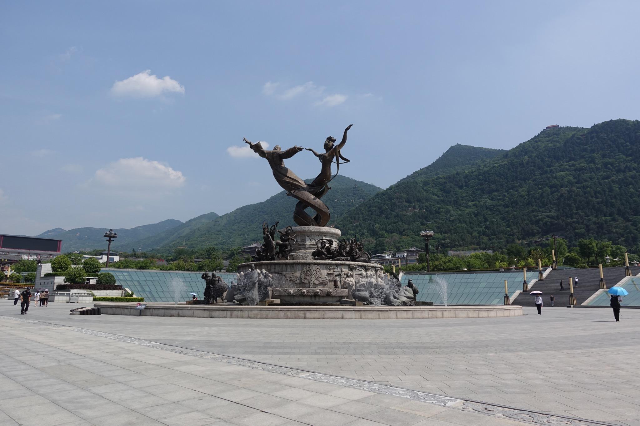 骊山华清池景区