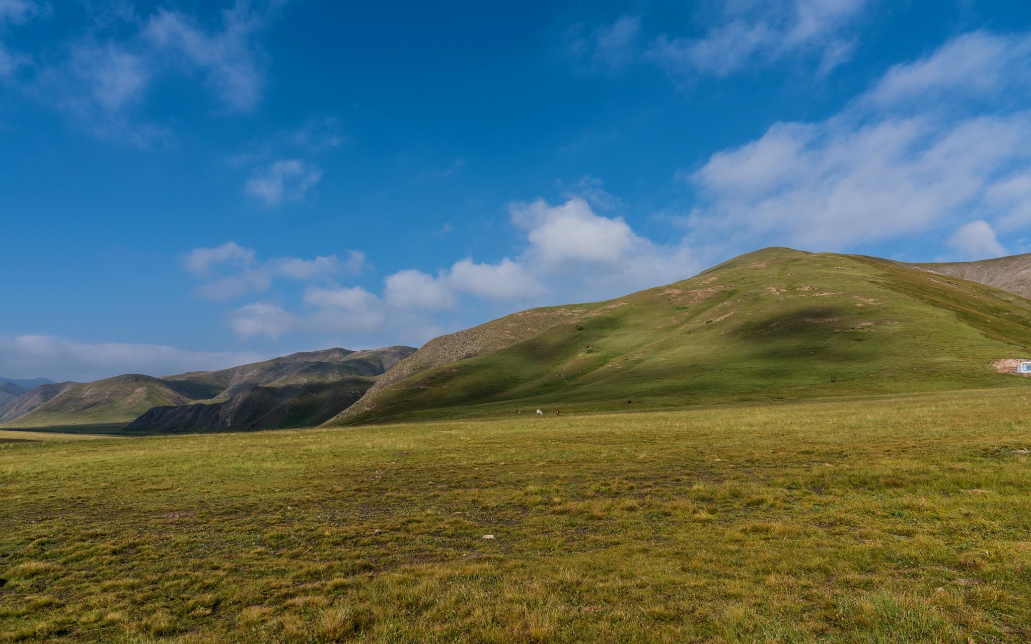 象鼻山附近风景