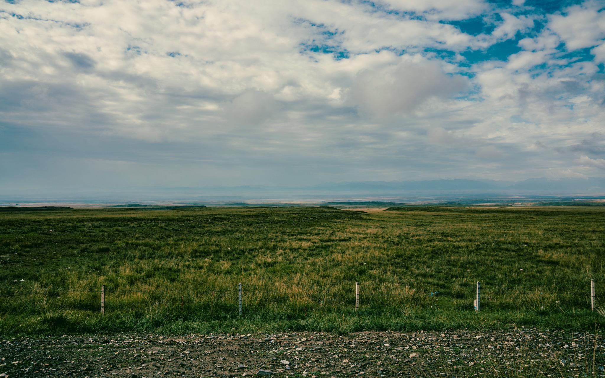 G6沿途草原