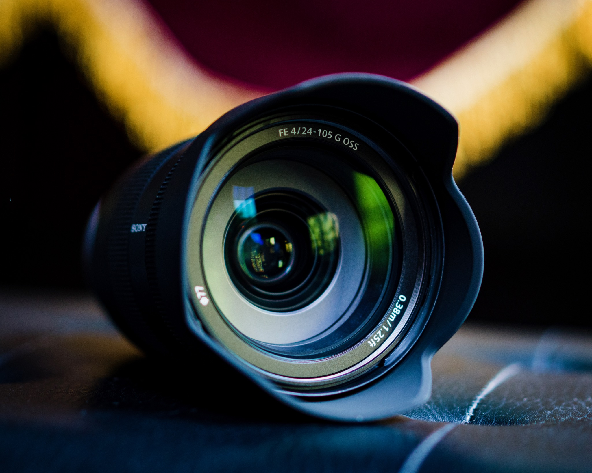 FE 24-105mm F4 G OSS 全画幅标准变焦G镜头